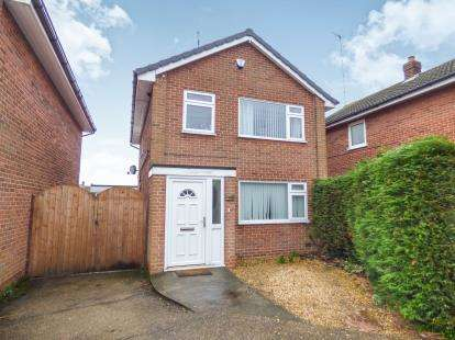 3 Bedrooms Detached House for sale in Derby Road, Borrowash, Derby, Derbyshire