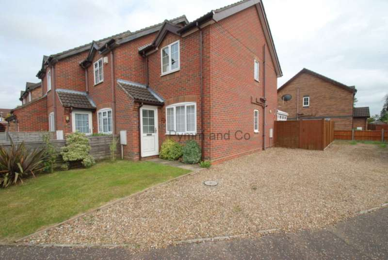 2 Bedrooms End Of Terrace House for rent in Poplar Close, Horsford