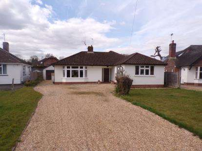 4 Bedrooms Bungalow for sale in Cadnam, Southampton, Hants
