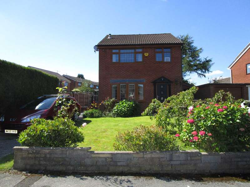 3 Bedrooms Detached House for sale in Heather Avenue, Shaw