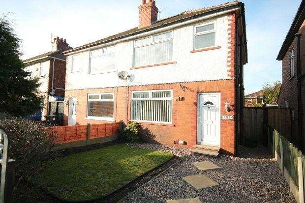 3 Bedrooms Semi Detached House for sale in Cobden Road, Southport, PR9 7TS