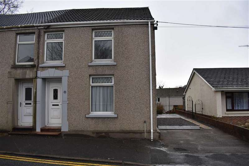 3 Bedrooms Semi Detached House for sale in Colby Road, Burry Port