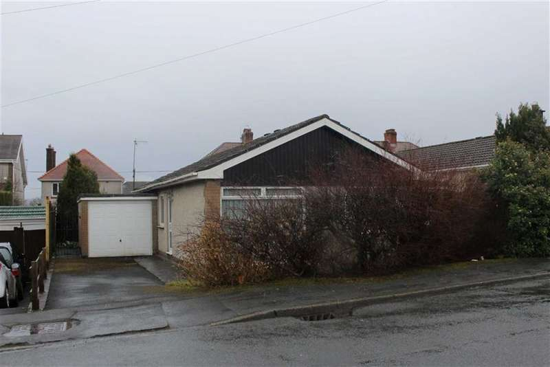 3 Bedrooms Detached Bungalow for sale in Parkwood, Gowerton