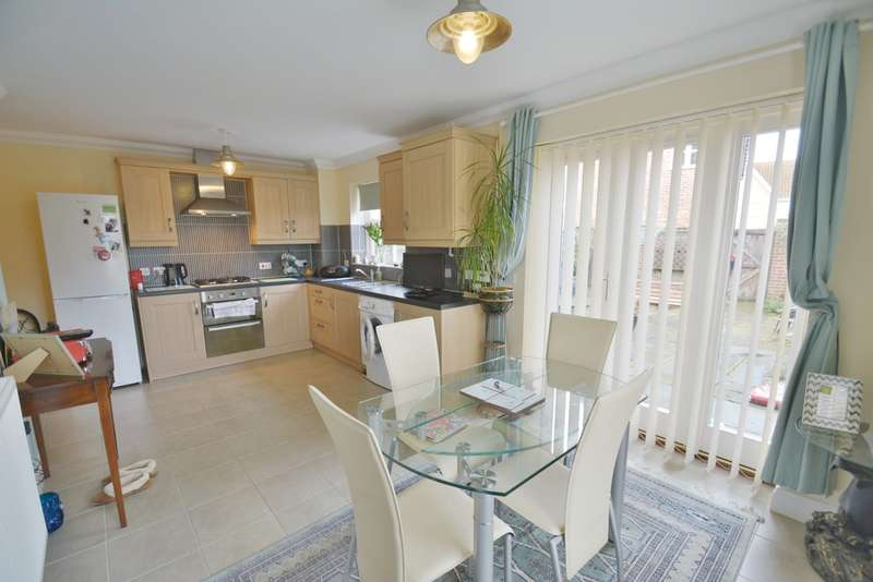 3 Bedrooms End Of Terrace House for sale in Tudor Rose Way, Harleston