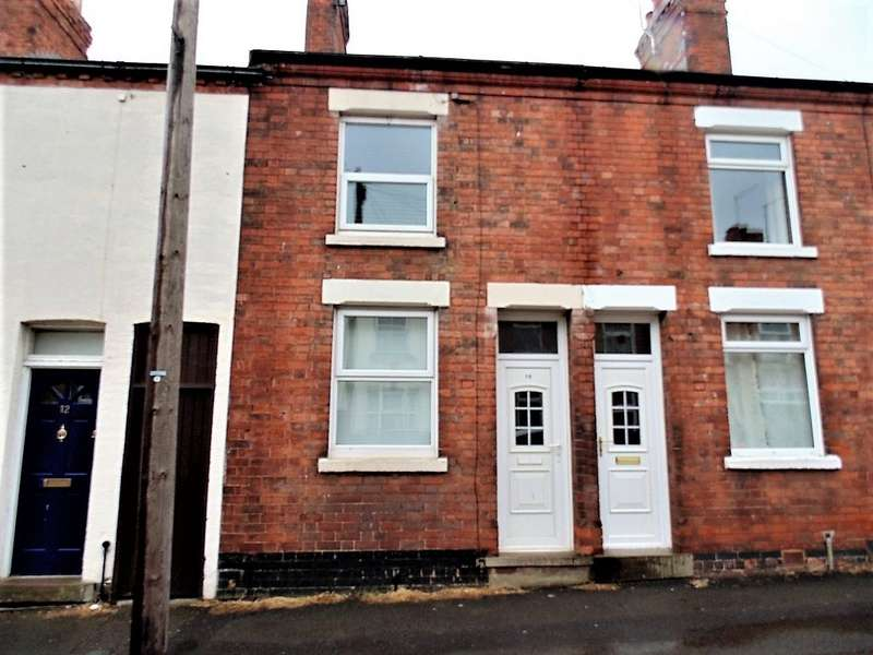 2 Bedrooms Terraced House for sale in Pemberton Street, Rushden