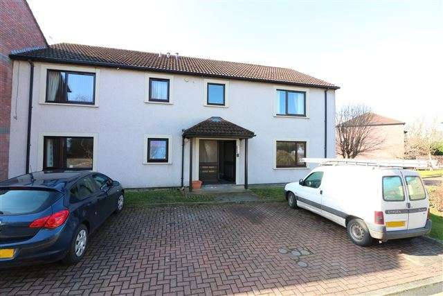 1 Bedroom Flat for sale in Canal Court, Carlisle, Cumbria, CA2 7AG