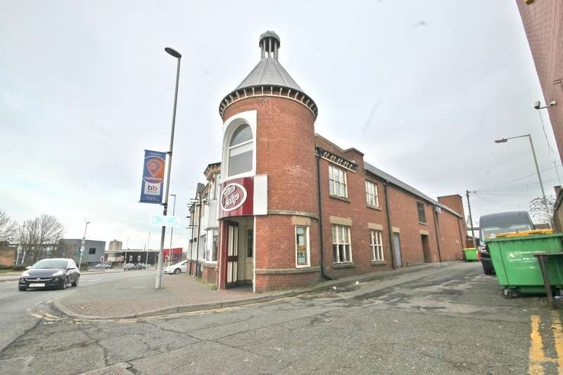 Commercial Development for sale in Oliver Street Birkenhead CH41