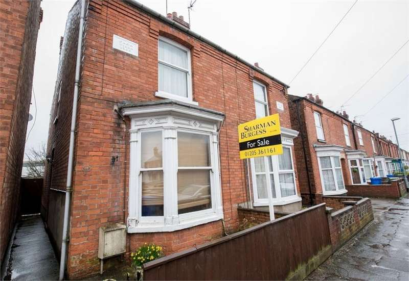 3 Bedrooms Semi Detached House for sale in Hartley Street, Boston, Lincolnshire