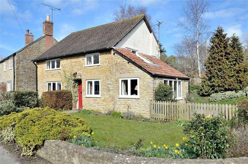 2 Bedrooms Detached House for sale in Abels Lane, Trent, Sherborne, Dorset