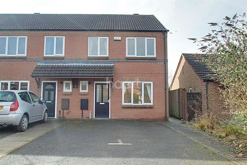 3 Bedrooms Semi Detached House for sale in Comfrey Close, Littleover