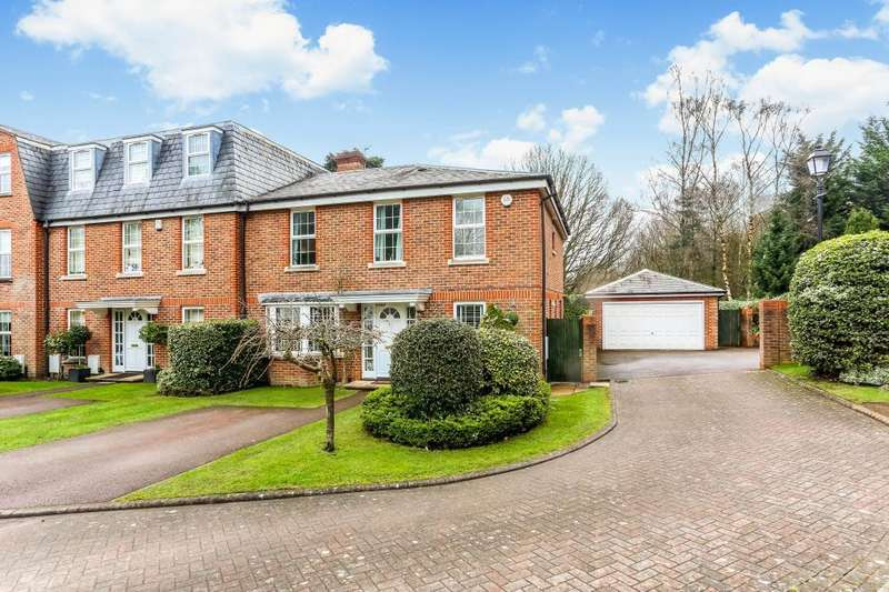 4 Bedrooms Semi Detached House for sale in Ascot Wood, Ascot