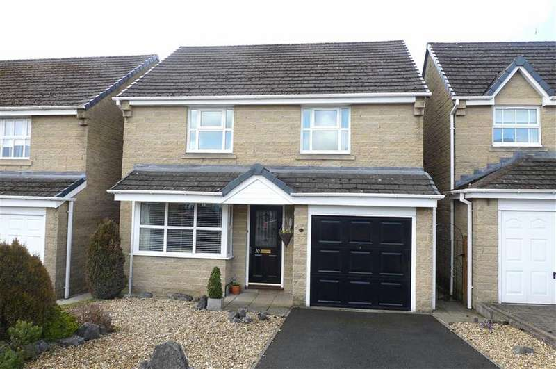 3 Bedrooms Detached House for sale in Solomons View, Buxton, Derbyshire