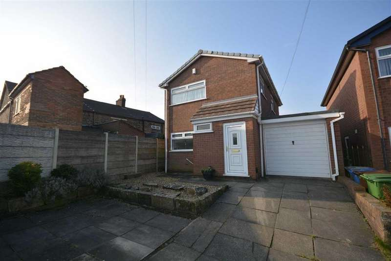 3 Bedrooms Detached House for rent in Croft Avenue, Orrell, Wigan, WN5