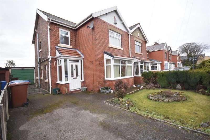 3 Bedrooms Semi Detached House for sale in Rivington Avenue, Adlington, Chorley