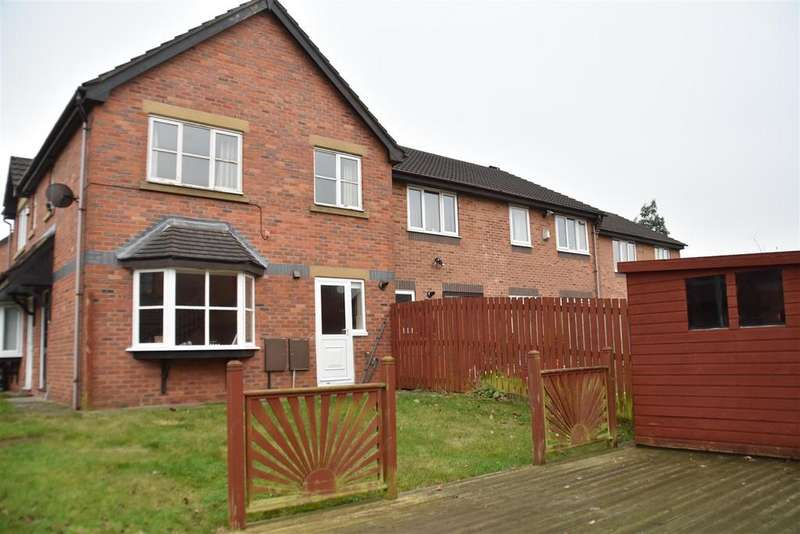 2 Bedrooms End Of Terrace House for sale in Brantwood Drive, Leyland