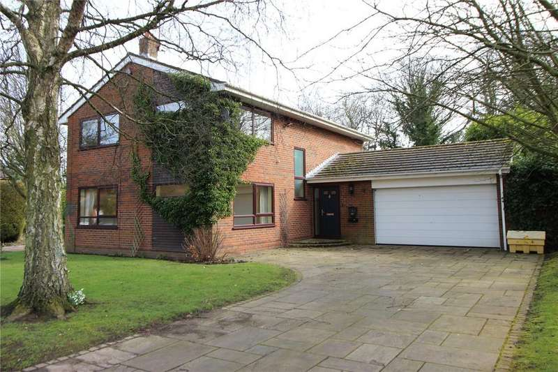 4 Bedrooms Detached House for sale in Hawthorns Grove, West Derby, Liverpool, Merseyside, L12
