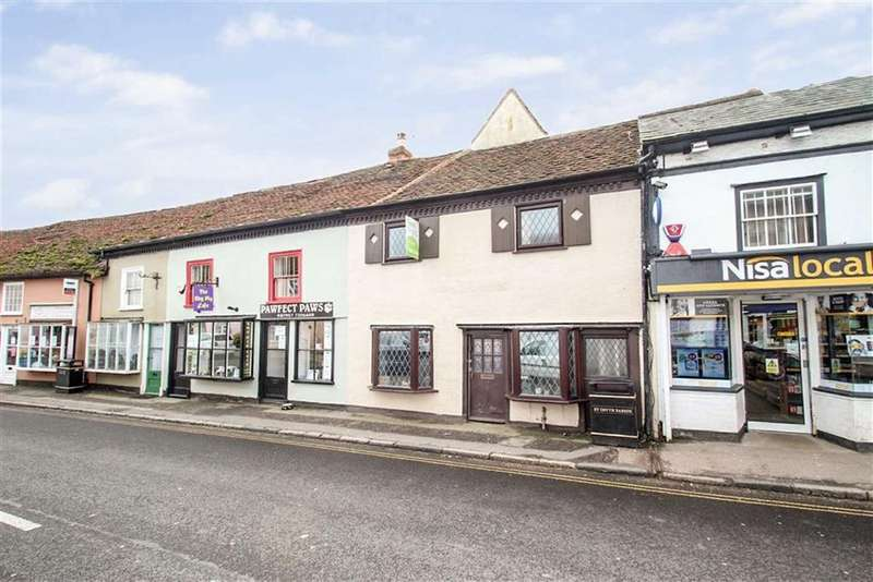 3 Bedrooms Semi Detached House for sale in Clacton Road, St Osyth