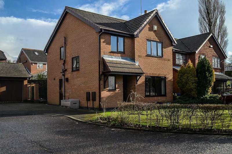4 Bedrooms Detached House for sale in Swallow Court, Clayton-Le-Woods, Chorley