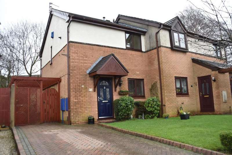2 Bedrooms Semi Detached House for sale in The Elms, Clayton-Le-Woods, Chorley
