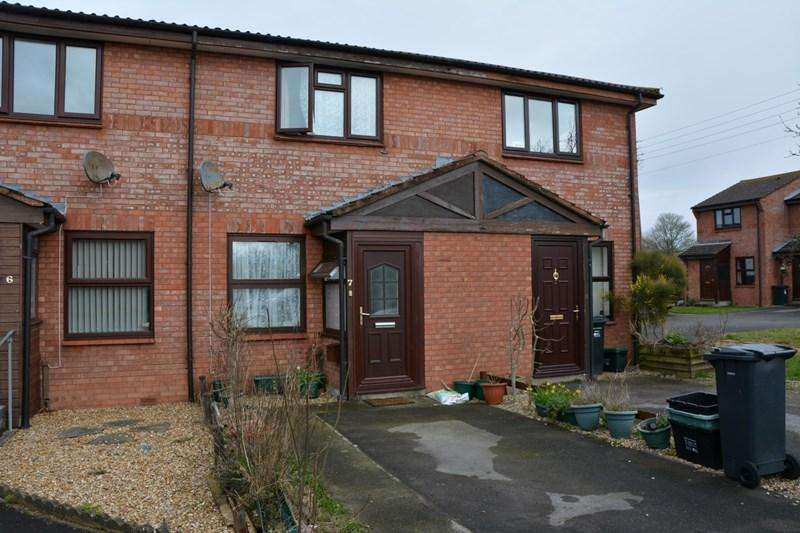 2 Bedrooms Terraced House for sale in Ilex Close, West Huntspill, West Huntspill