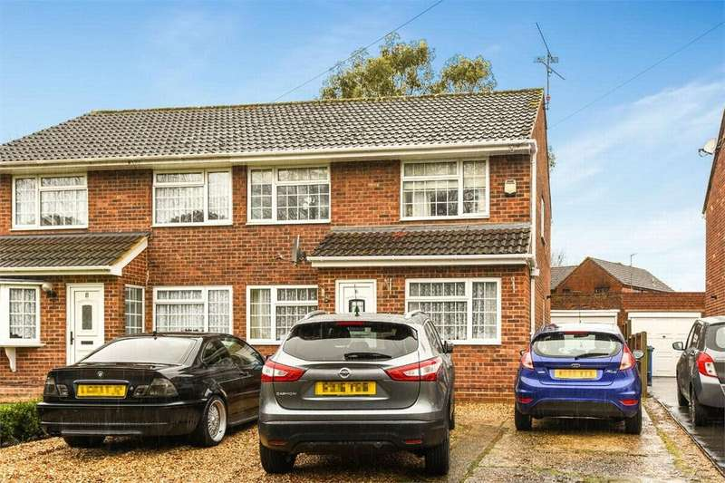 3 Bedrooms Semi Detached House for sale in Arrow Road, Farnborough, Hampshire