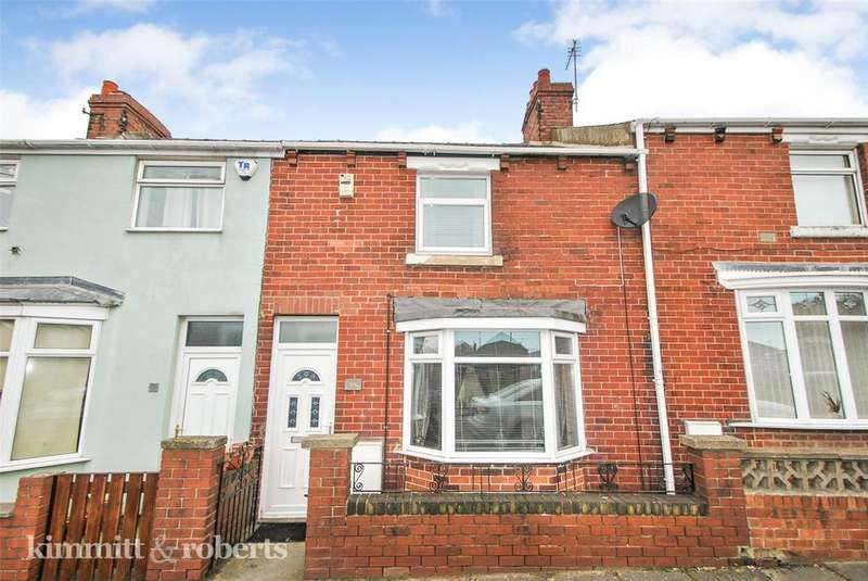 3 Bedrooms Terraced House for sale in Church Road, Hetton le Hole, Tyne and Wear, DH5