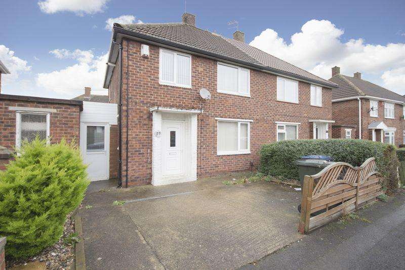 3 Bedrooms Semi Detached House for rent in Wordsworth Road, Middlesbrough