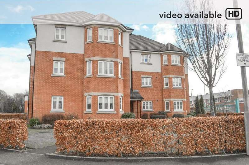 2 Bedrooms Flat for sale in Philips Wynd, Hamilton, South Lanarkshire, ML3 8PA