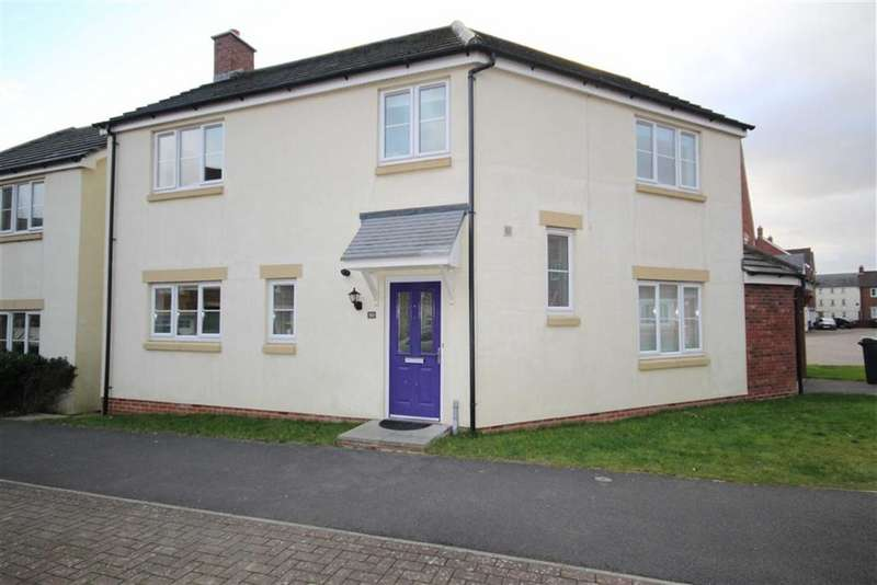 4 Bedrooms Detached House for sale in Vistula Crescent, Haydon End, Wiltshire