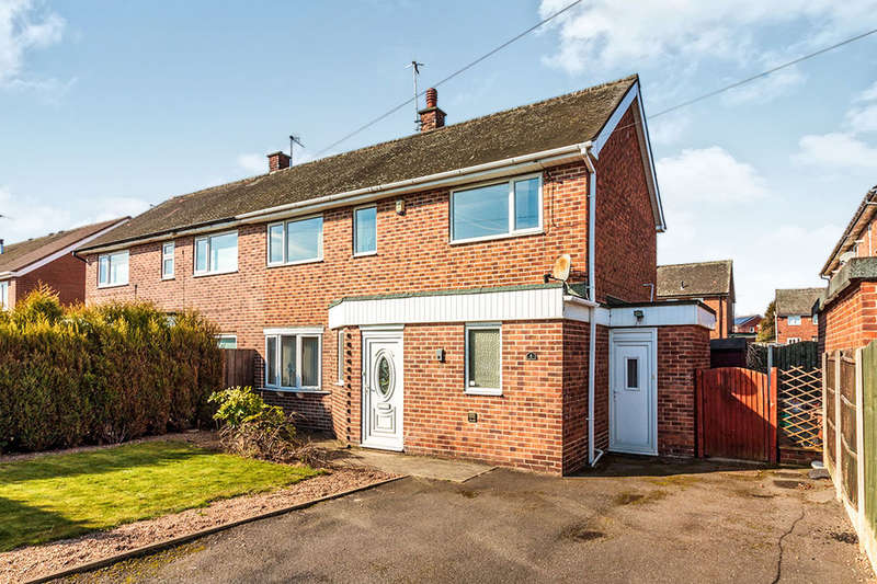 3 Bedrooms Semi Detached House for sale in Gotham Road, Brinsworth, Rotherham, S60