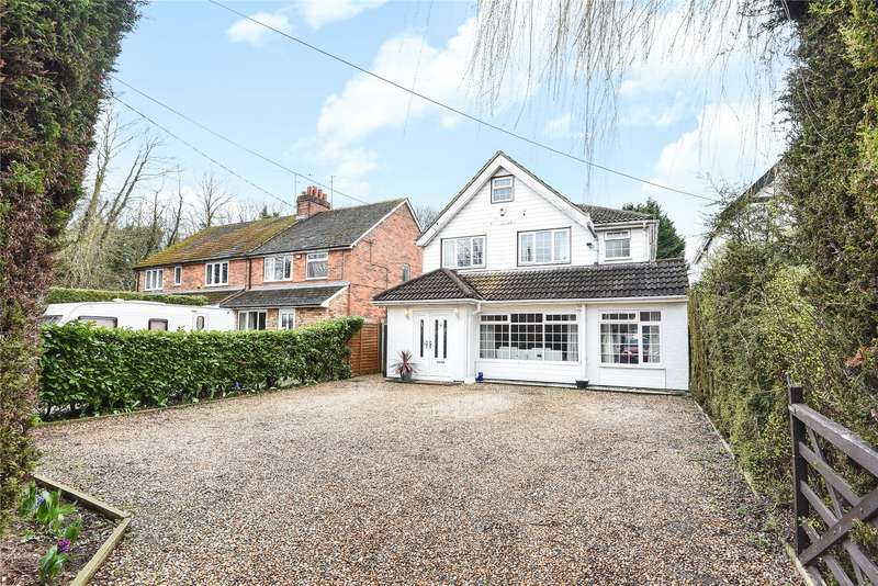 4 Bedrooms House for sale in Reading Road, Wokingham, Berkshire, RG41