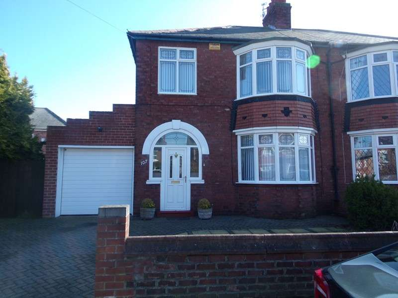 3 Bedrooms Property for sale in Middleton Street, Blyth, Northumberland, NE24 2LX