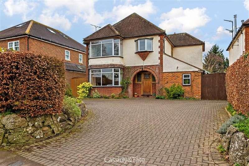 4 Bedrooms Property for sale in Sandridgebury Lane, St Albans, Hertfordshire