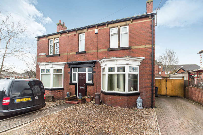 4 Bedrooms Detached House for sale in Dodworth Road, Barnsley, S70