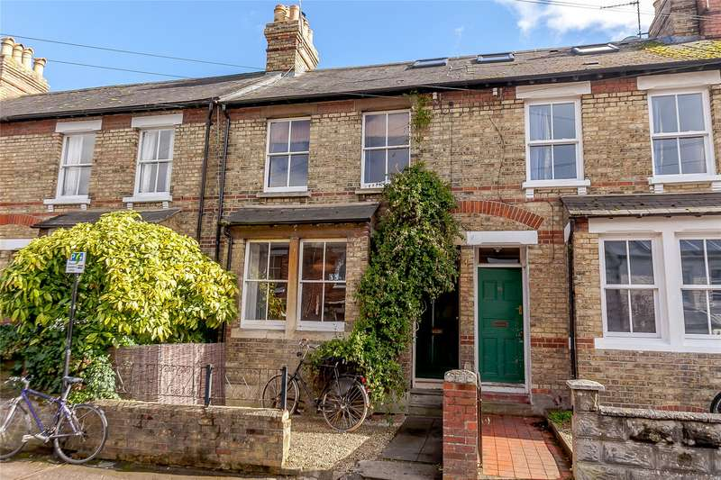 4 Bedrooms Terraced House for sale in Henley Street, Oxford, OX4