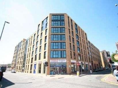 1 Bedroom Flat for sale in Southside, St. John's Walk, Birmingham, West Midlands
