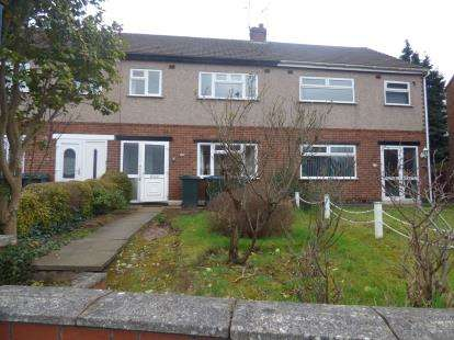 3 Bedrooms Terraced House for sale in Tallants Road, Courthouse Green, Coventry, West Midlands