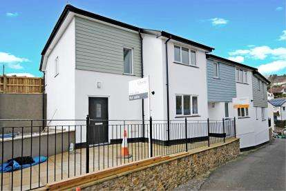 2 Bedrooms Semi Detached House for sale in Higher Meadows, Beer, Seaton