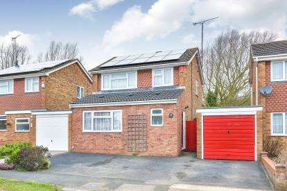 3 Bedrooms Detached House for sale in Sutherland Grove, Bletchley, Milton Keynes