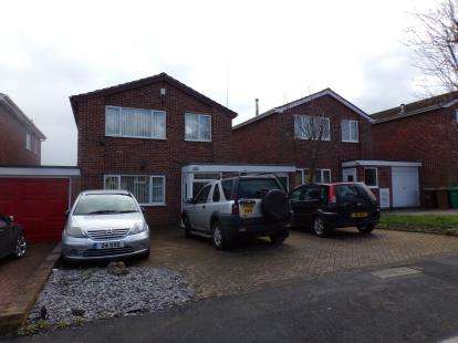 3 Bedrooms Detached House for sale in Churnet Close, Clifton Grove, Nottingham, Nottinghamshire