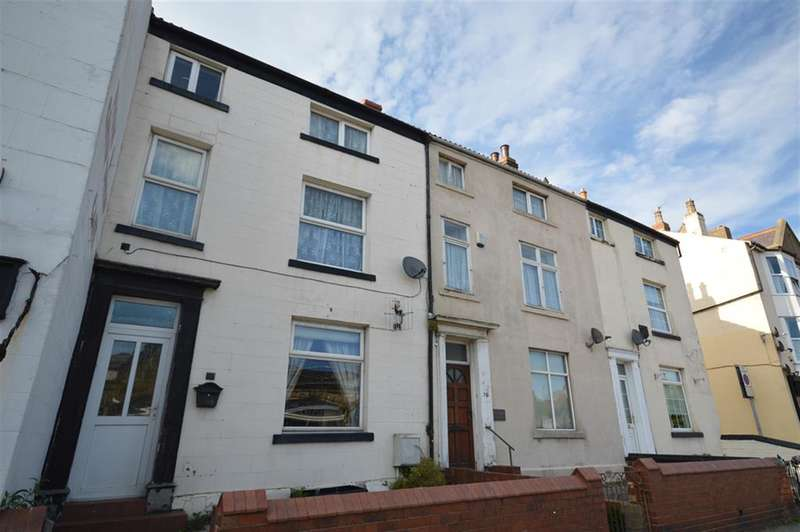 4 Bedrooms Terraced House for sale in Castle Road, Scarborough, YO11 1XE