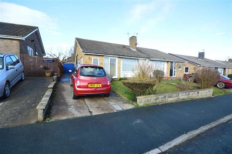 2 Bedrooms Bungalow for sale in Osgodby Crescent, Scarborough, Osgodby, YO11 3JR