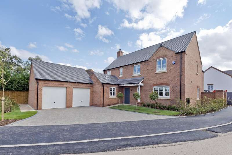 5 Bedrooms Detached House for sale in Plot 25 The Severn, Seven Arches, Barford