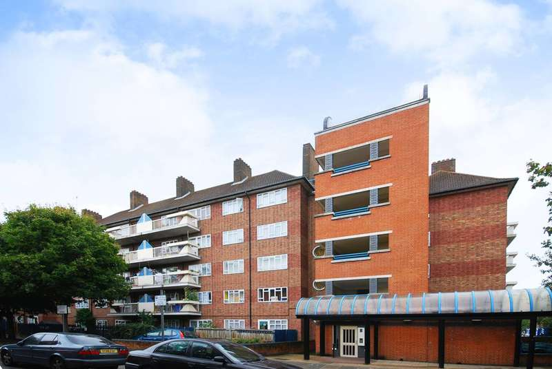 1 Bedroom Flat for sale in Beccles Street, Limehouse, E14