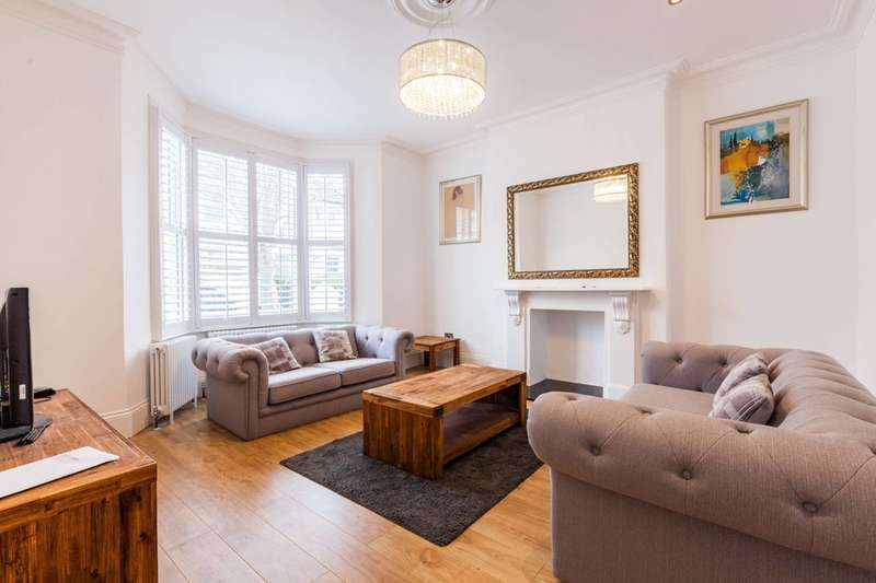 4 Bedrooms House for rent in Winslade Road, Brixton, SW2