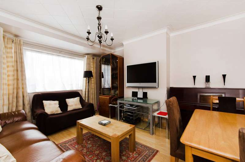 2 Bedrooms Maisonette Flat for sale in Clifton Rd, Greenford, UB6