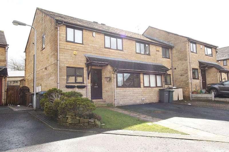 3 Bedrooms End Of Terrace House for sale in Wilsden, BRADFORD, West Yorkshire, BD15 0DG