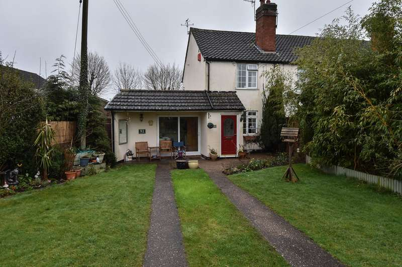 2 Bedrooms Cottage House for sale in Golden Cross Lane, Catshill, Bromsgrove, B61