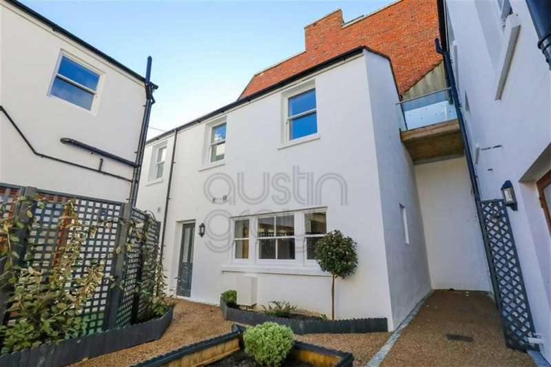 2 Bedrooms House for sale in Castle Street, Brighton