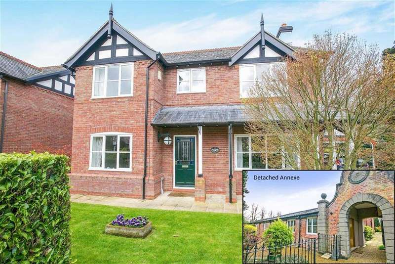 6 Bedrooms Detached House for sale in The Walled Garden, Bostock Hall